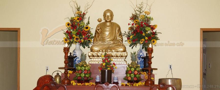 Những điều cần biết về bàn thờ Thần Phật