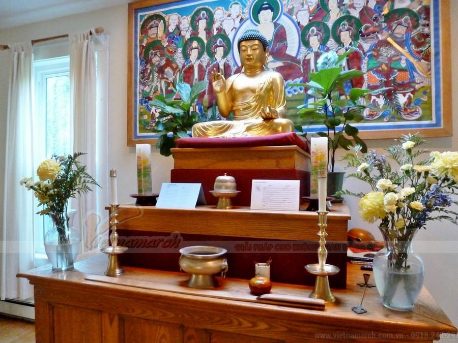 Những điều cần biết về bàn thờ Thần Phật và ông bà? Cách bài trí như thế nào?
