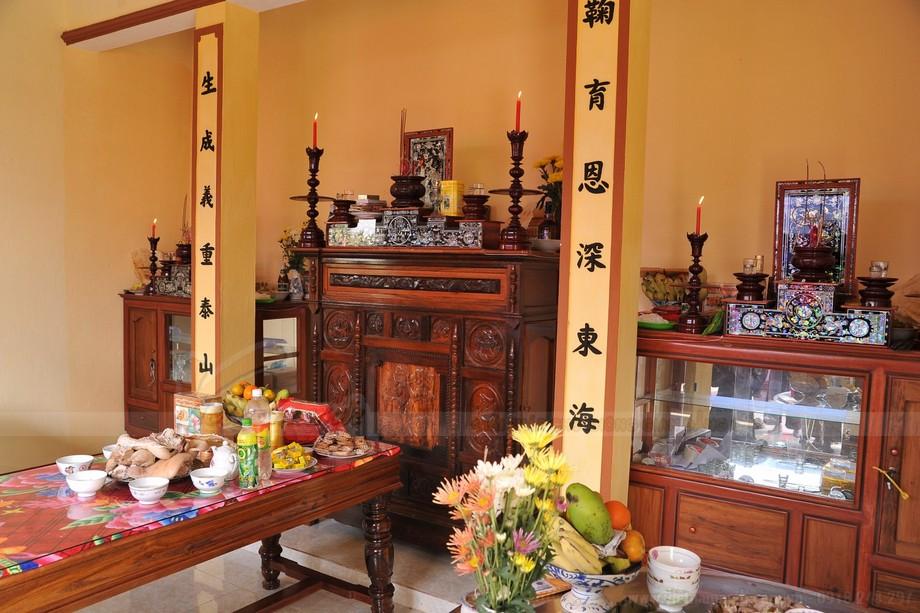 Trưng bày hoa quả lên bàn thờ ngày cưới theo ý nghĩa của nó