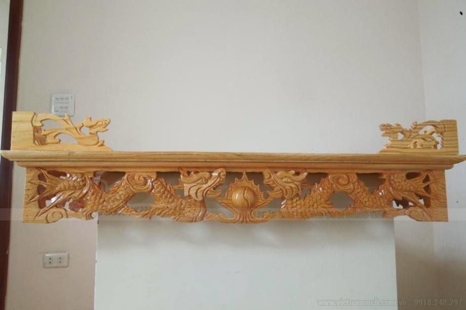 Chiêm ngưỡng những mẫu bàn thờ dành riêng cho nhà trọ!
