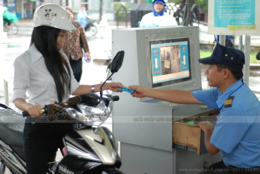 Tìm hiểu về hệ thống giữ xe bằng thẻ từ - xu hướng công nghệ mới