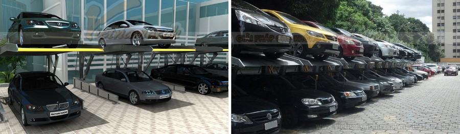 Tìm hiểu các hệ thống nâng hạ xe ô tô hiện nay