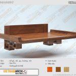 Những mẫu bàn thờ treo tường thông dụng nhất hiện nay ( phần 1)