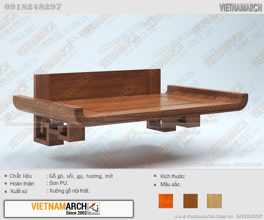 Mẫu bàn thờ treo giá rẻ hiện đại