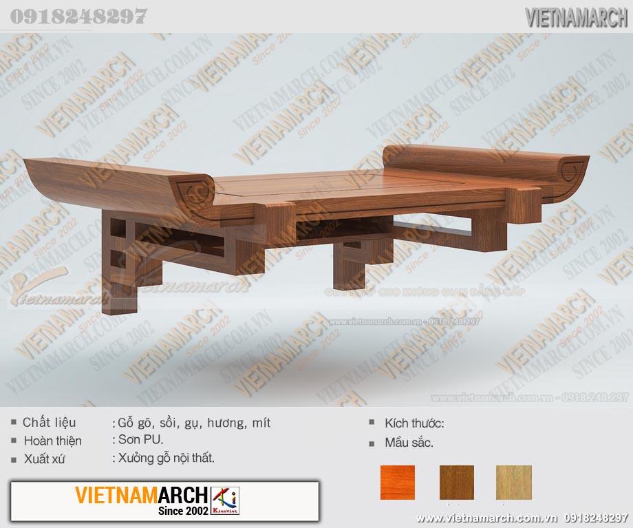 mẫu bàn thờ treo tường thông dụng nhất hiện nay