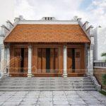 10+ mẫu nhà từ đường nhỏ đẹp nhất Việt Nam được nhiều người ưa chuộng