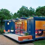 thiết kế nhà cấp 4 bằng container đẹp nhất