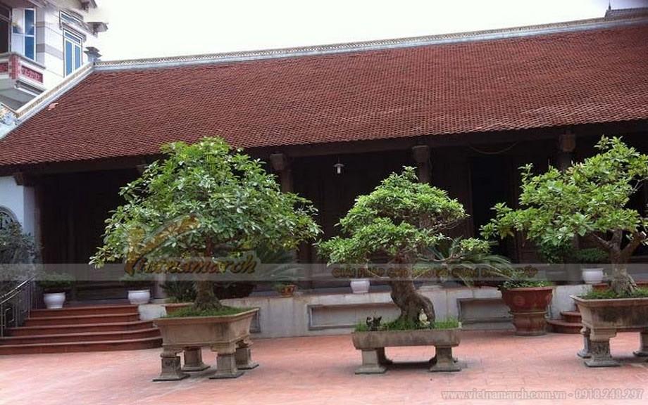 Nhà gỗ 10 tỷ ở Bắc Ninh