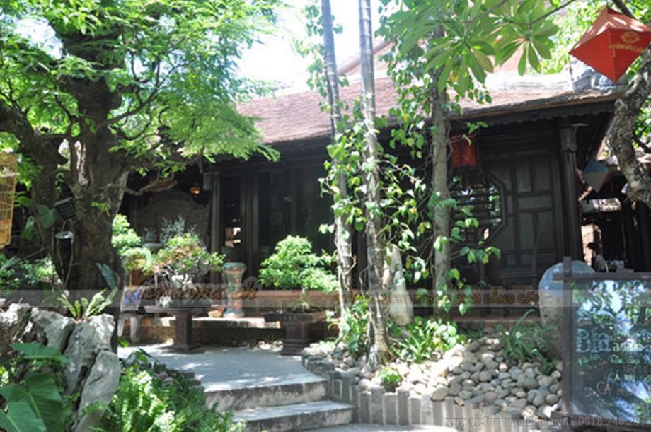 Khu nhà gỗ 650 tỷ ở Đà Nẵng