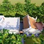 Khám phá mẫu thiết kế nhà thờ họ 3 gian 2 mái bằng gỗ đẹp của chú Ngọc