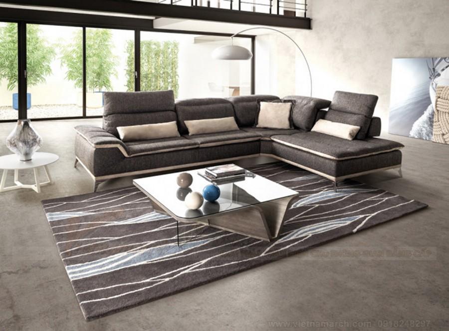 Những điều cần biết về mẫu sofa hiện đại