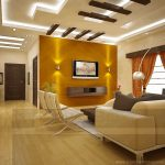 Đốn tim người nhìn với những mẫu trần nhà sơn giả gỗ đẹp và sang trọng nhất