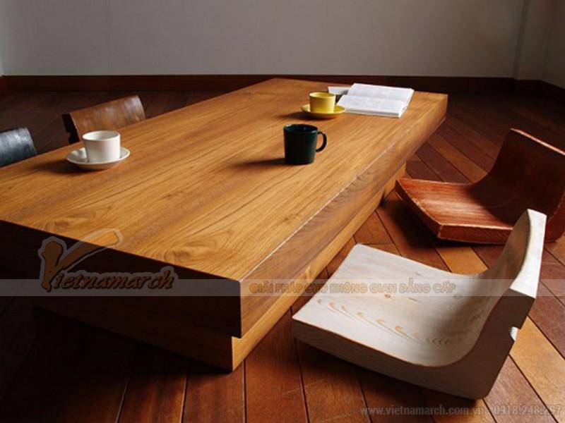 10 mẫu bàn ghế quán trà sữa đẹp thu hút khách hàng