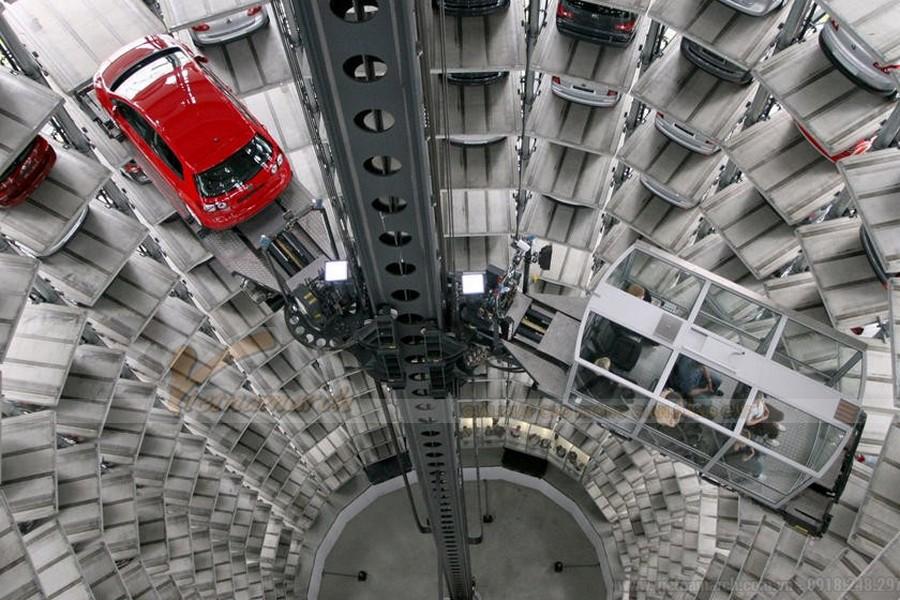 15 bãi đỗ xe thông minh tự động hiện đại nhất thế giới
