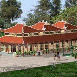 10 mẫu thiết kế chùa chiền, miếu thờ đẹp