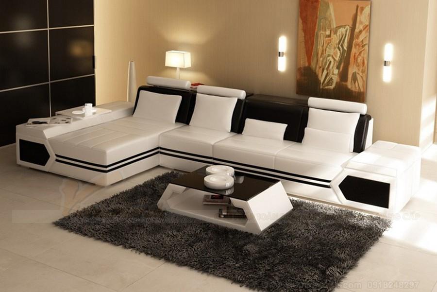 Những mẫu sofa hiện đại hot nhất chào xuân 2019