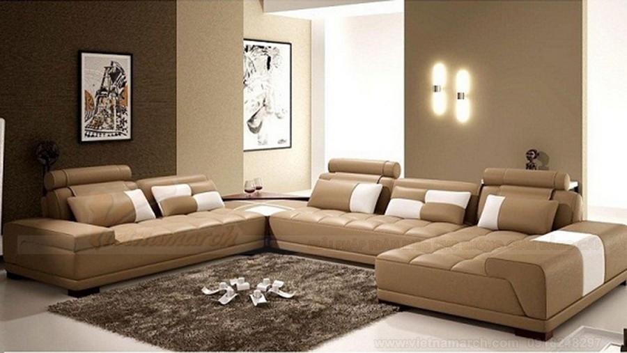 So sánh sự khác biệt giữa sofa da và sofa nỉ