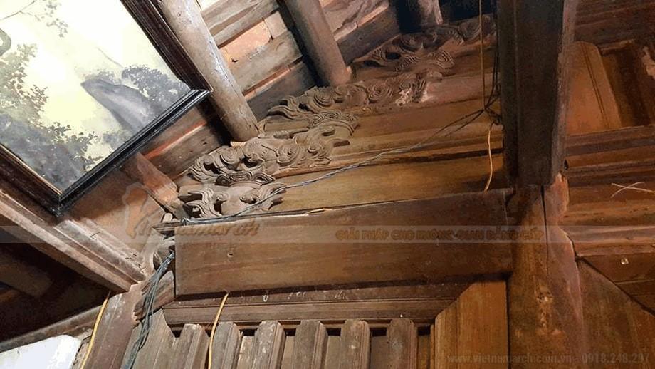Nhà gỗ cổ truyền đẹp và mộc mạc view2