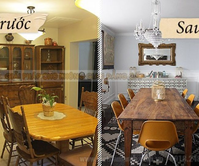 Thiết kế cải tạo chung cư cũ thành căn hộ đẹp như mơ