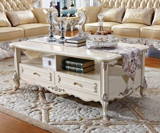 Tập hợp những mẫu bàn kính sofa nhập khẩu hiện đại có mặt tại Việt Nam