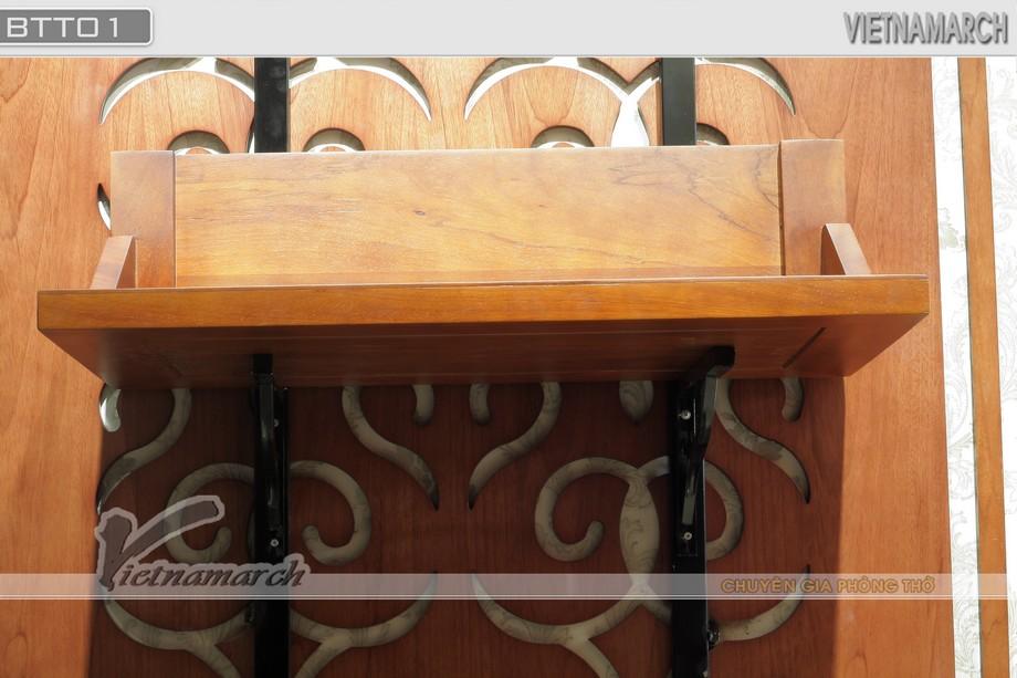 Nơi bán bàn thờ gỗ mít uy tín tại Hà Nội