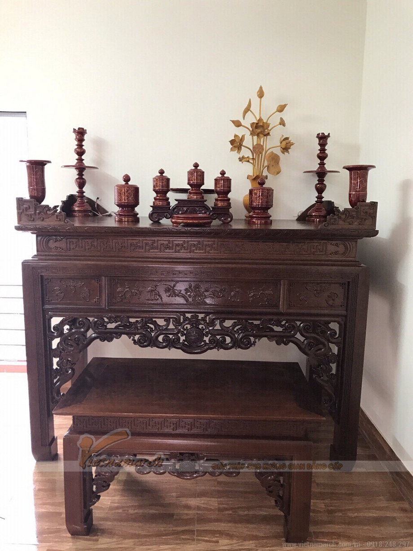 Nên mua bàn thờ đứng ở đâu Hải Phòng để được giá tốt nhất