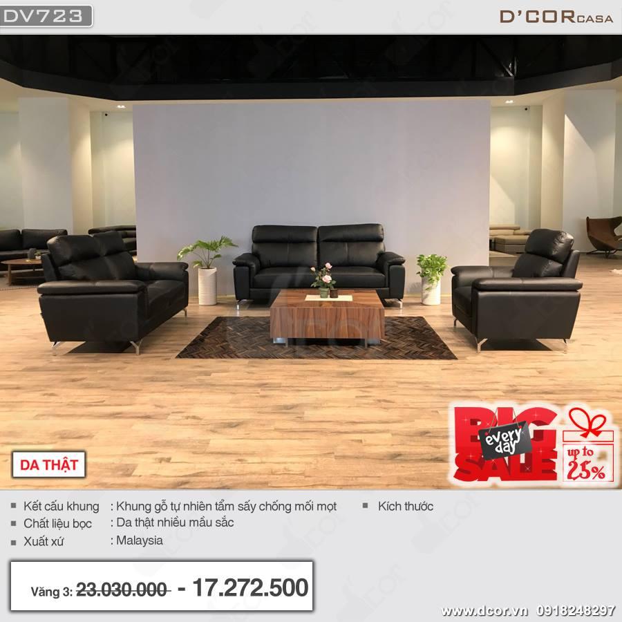 Có nên mua sofa da thật thanh lý hay không?