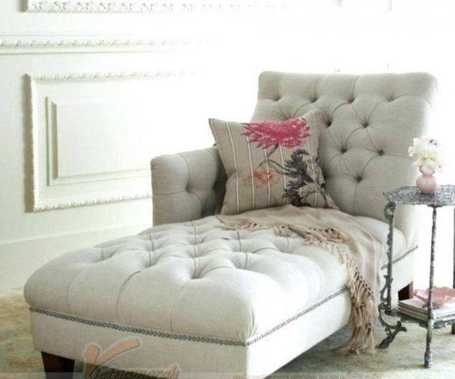Muôn vàn những mẫu ghế sofa để phòng ngủ dành cho không gian riêng của bạn