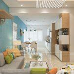 Những mẫu trần thạch cao phòng khách chung cư 2021 tuyệt đẹp