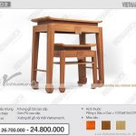 Phòng thờ gia đình chung cư đẹp trang nghiêm với mẫu bàn thờ đứng chuẩn phong thủy: BTD02