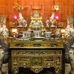 Kinh nghiệm chọn mua bàn thờ mang đến sự phát tài, phát lộc cho gia chủ