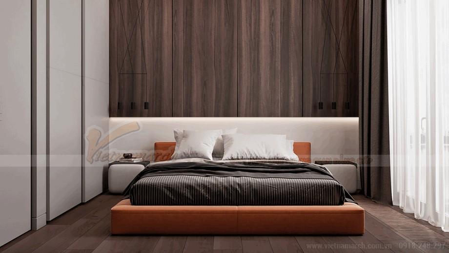 Không gian phòng ngủ sang trọng và tiện nghi view2