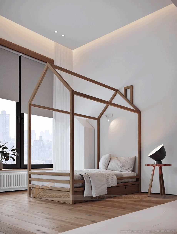 Không gian phòng ngủ sang trọng và tiện nghi view1
