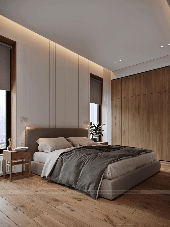 Không gian phòng ngủ sang trọng và tiện nghi view3