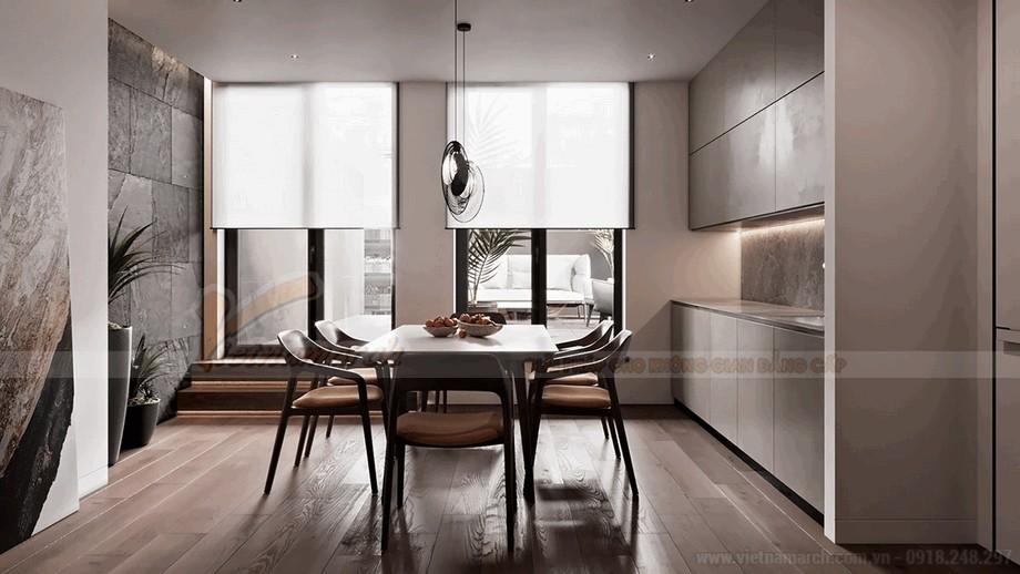 Không gian phòng bếp sang trọng và đẳng cấ view2
