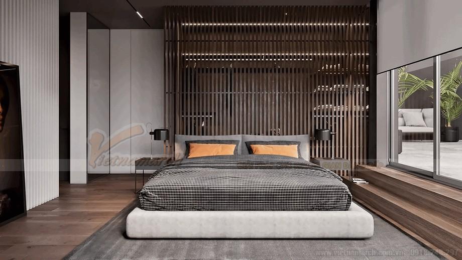Không gian phòng ngủ sang trọng và tiện nghi view4
