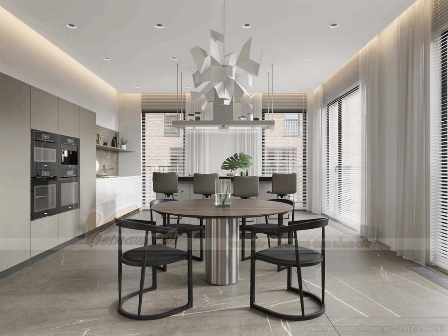Những lưu ý về phong thủy trong thiết kế nội thất chung cư 4