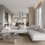 Những lưu ý về phong thủy khi thiết kế nội thất cho căn hộ chung cư