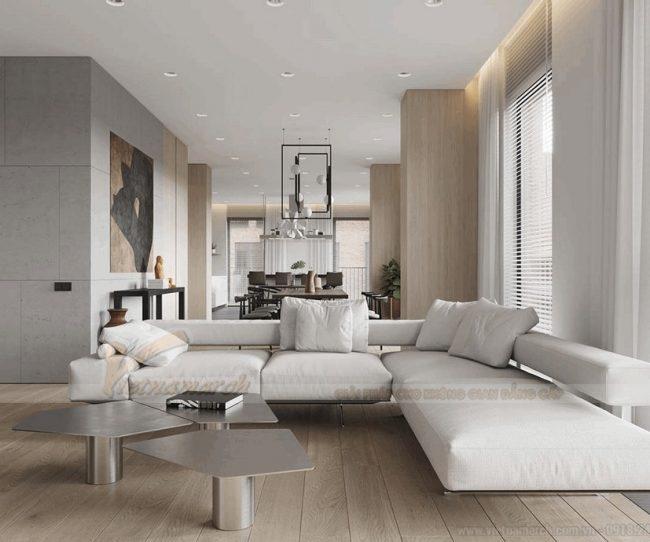 Những lưu ý về phong thủy trong thiết kế nội thất chung cư để đón tài vận vào nhà