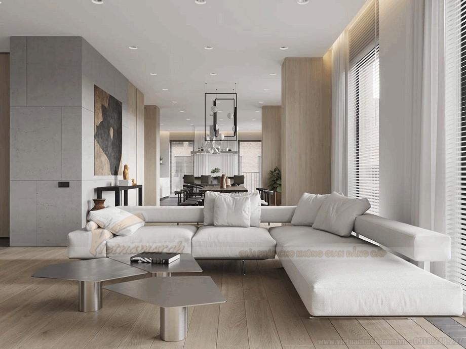 Những lưu ý về phong thủy trong thiết kế nội thất chung cư 1