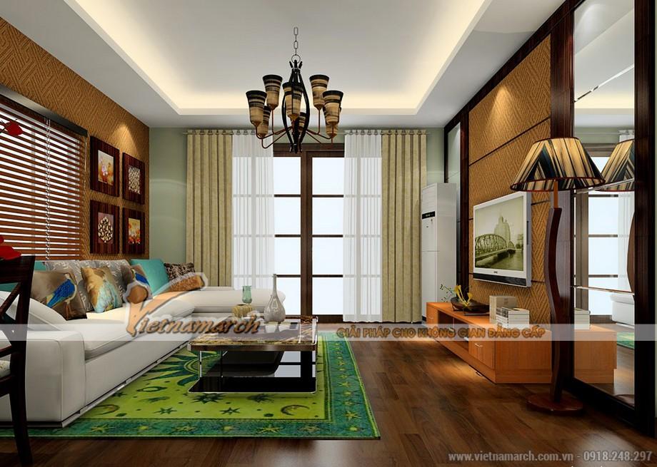 Vietnamarch là công ty thiết kế nội thất uy tín