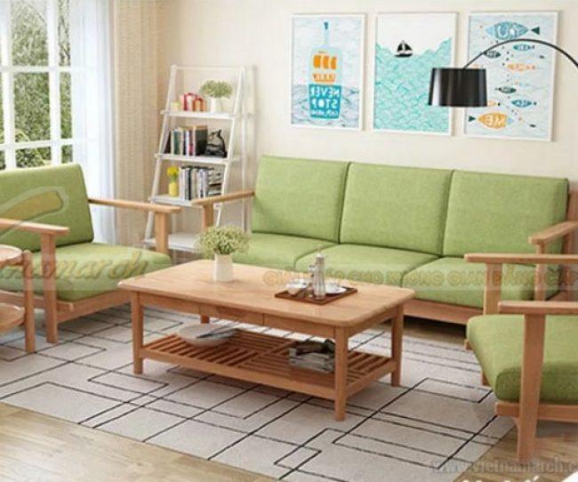 một không gian mang đúng phong cách hiện đại, đơn giản mà tinh tế.