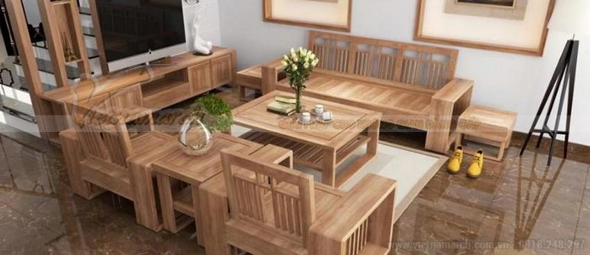 Bàn ghế gỗ công nghiệp giá rẻ