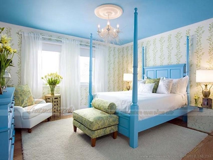 Biết cáchsử dụng yếu tố màu sắc bạn có thể tạo nên những hiệu ứng không ngờ cho căn hộ của mình.