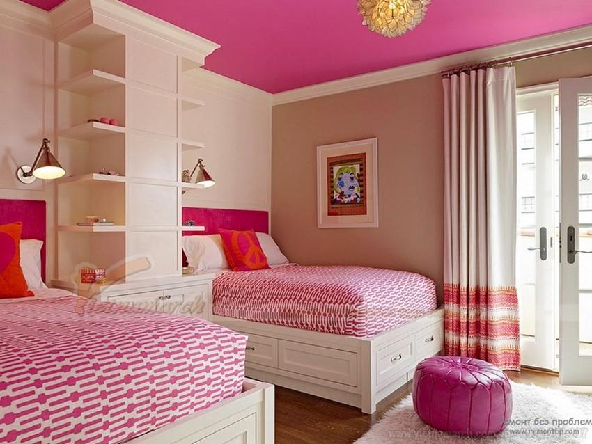 Sơn trần nhà với gam màu lạnh – sẽ giúp tạo cảm giác cao rộng cho không gian có trần thấp; hay sơn trần nhà với gam màu nóng – lại có chức năng tạo cảm giác thu hẹp độ cao trần nhà.