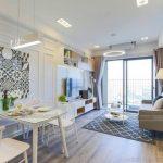 Những mẫu thiết kế nhà chung cư 2 phòng ngủ đơn giản, hiện đại