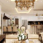Những cách đặt bàn thờ trong nhà chung cư đem tài vận và sức khỏe tới cho gia đình bạn
