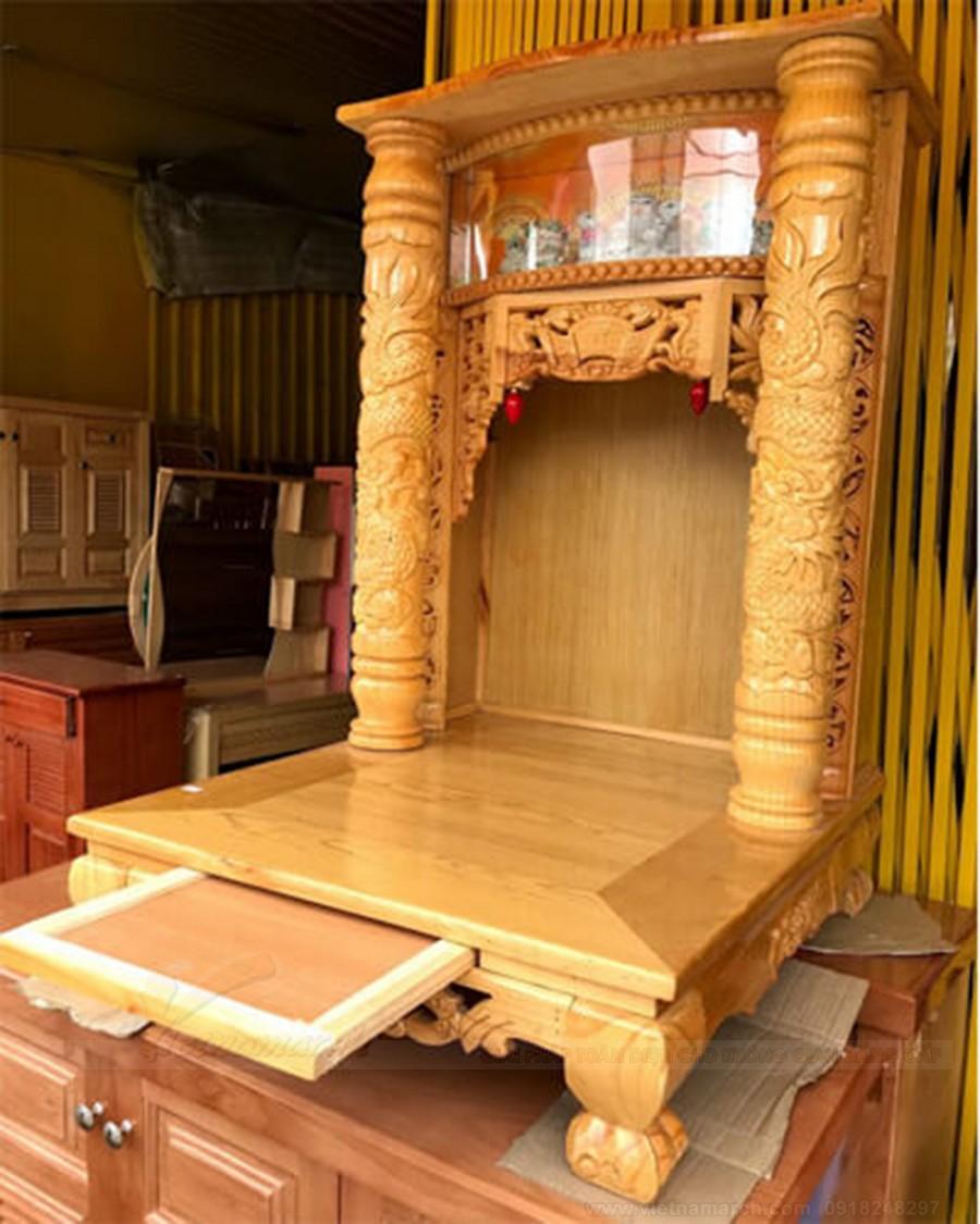 Xưởng sản xuất bàn thờ thần tài