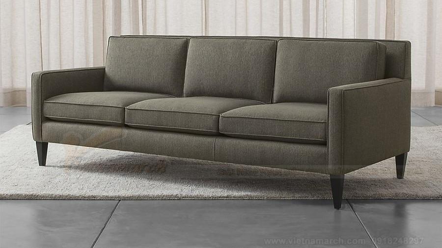 Kết cấu sofa vững chắc