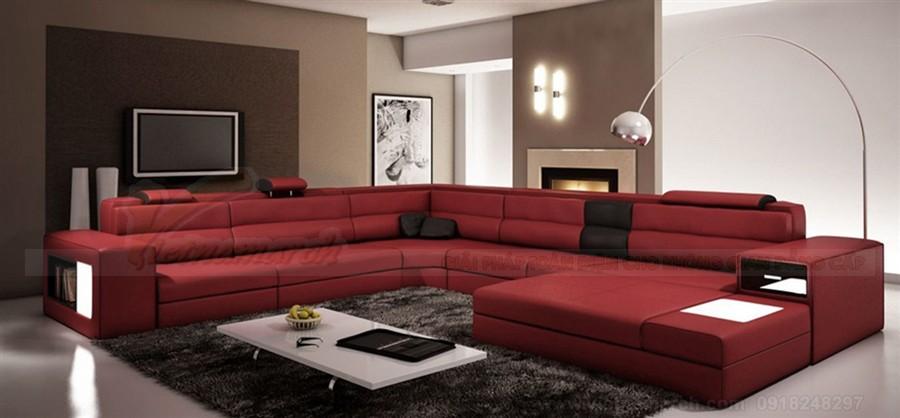 Cập nhật thêm những mẫu sofa nhập khẩu hiện đại